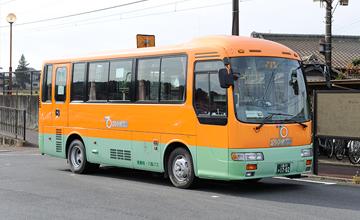 オレンジバス「バーデハウス」停留所